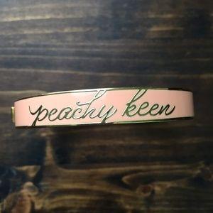 Cute and Fun Peachy Keen Bracelet